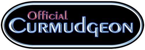 Official Curmudgeon Emblem
