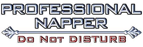 Professional Napper Design