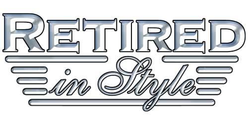 Retired In Style Logo