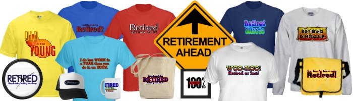 Retired T-shirts and Gifts
